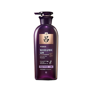 RYOE/吕 紫吕 紫标 油性发质 防脱养发洗发水 400ML